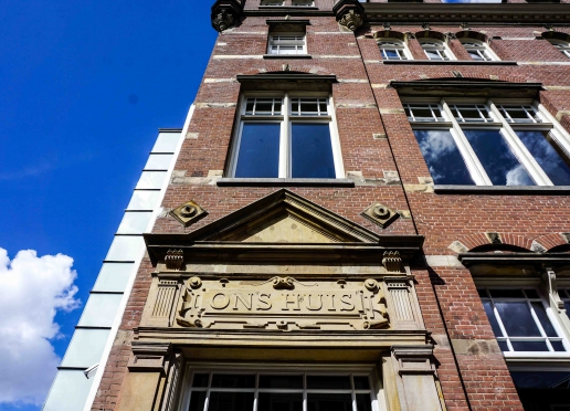 The story of 'Ons Huis'